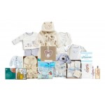 Purely Organic Baby Boy Hamper