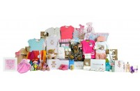 Indulgence Baby Girl Basket