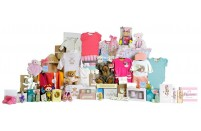 Regal Baby Girl Gift Basket