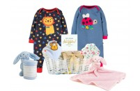 Twin Treasures Gift Basket