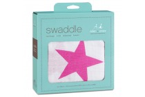 Aden + Anais Twinkle Pink Swaddle by