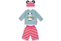 Classic Day Set Perry The Panda 1-2 Years