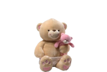 Cuddly Cubs Baby Girl Bear by Gund