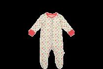 Frugi Organics Unisex Baby Grow