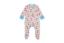 Frugi 100% Organic Babygrow Baby Boy