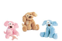 Gund Baby Puppy Rattle