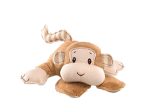 Monkey Chime Toy by Gund