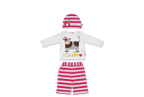 Classic Day Set - Colette the Cow (Various Sizes)