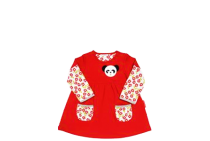 Perry The Panda Dress by Olive & Moss