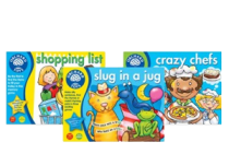 Shopping List Game by Orchard Toys Age 3-7
