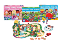 Orchard Toy Educational Boardgames  - Age 5-9