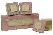 All My Precious Things Gift Box Set (Pink)