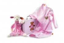Steiff Sweet Dreams Lamb Comforter Gift Set