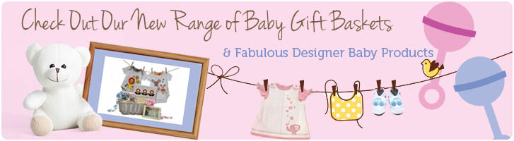 Baby Gift Basket of the Month