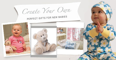 Create Your Own Baby Basket