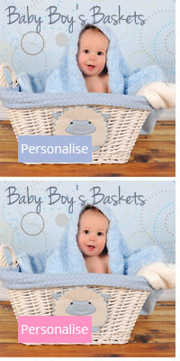 Gift Baskets For Baby Boy